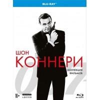 007 Шон Коннери Коллекция фильмов (6 Blu-ray)