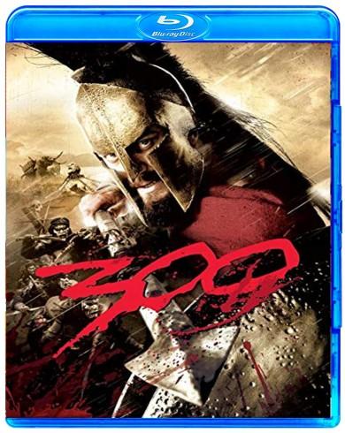 300 спартанцев [импорт] (Blu-ray)