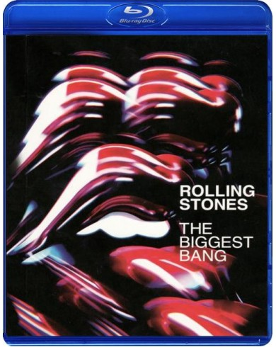 Rolling Stones The biggest bang (Blu-ray)