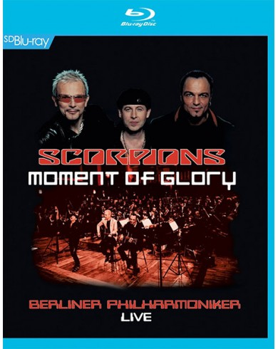Scorpions with the Berliner Philharmoniker: Moment of Glory (Blu-ray)