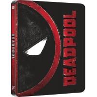 Дэдпул Steelbook (Blu-ray)