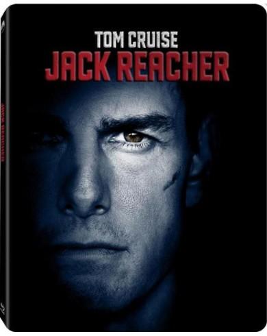 Джек Ричер Steelbook (Blu-ray)