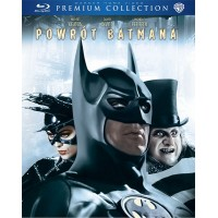 Бэтмен возвращается Premium Collection (Blu-ray)