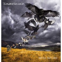David Gilmoure Rattle That Lock Deluxe edition (CD + Blu-Ray)