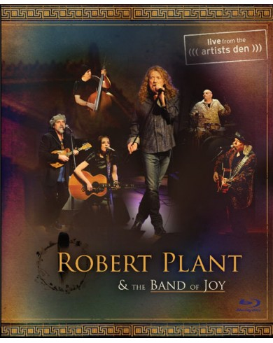 Robert Plant and The Band of Joy: Live from the Artists Den (Blu-ray)