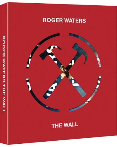 Roger Waters: The Wall Special Edition Digipack (Blu-ray)