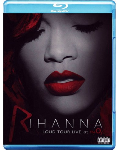 Rihanna: Loud Tour Live at the O2 (Blu-ray)
