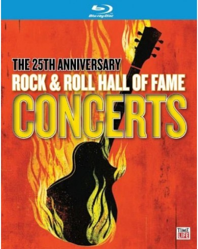 Rock and Roll Hall of Fame Concerts  25th Anniversary (2 Blu-ray)