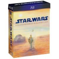 Звездные Войны Коллекционное издание. Сага (9 Blu-ray)
