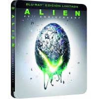 Чужой (Blu-ray) Steelbook 40th Anniversary