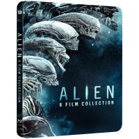 Чужой 1-6 Steelbook (6 Blu-ray)