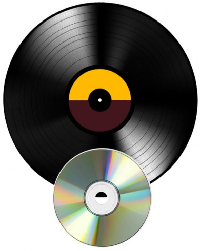 Любой фирменный CD, DVD, BLU-RAY, VINYL  диск под заказ