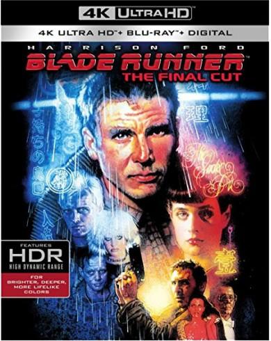 Бегущий по лезвию  (4K UHD Blu-ray)