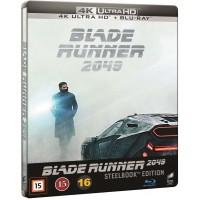 Бегущий по лезвию 2049  Steelbook (4K UHD + Blu-ray)