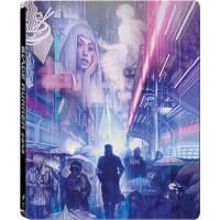 Бегущий по лезвию 2049 Steelbook (Blu-ray + Bonus disc)