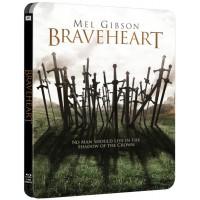 Храброе сердце STEELBOOK (Blu-ray)