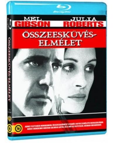 Теория заговора [импорт] (Blu-ray)