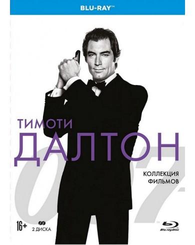 007 Тимоти Далтон Коллекция фильмов (2 Blu-ray)