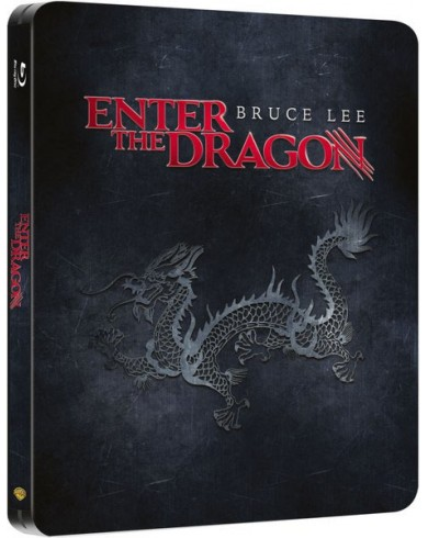 Выход Дракона Steelbook  (Blu-ray)