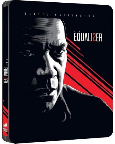 Великий уравнитель 2 Steelbook (Blu-ray)