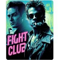 Бойцовский клуб STEELBOOK  (Blu-ray)