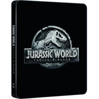Мир Юрского периода 2 Steelbook (3D Blu-ray + Blu-ray)