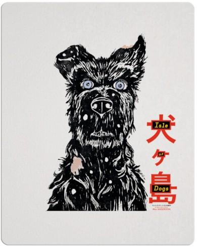 Остров собак  Steelbook (Blu-ray)