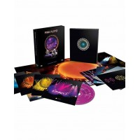 Pink Floyd Delicate Sound of Thunder [Restored. Remixed] Deluxe (2CD/BLU-Ray/DVD)