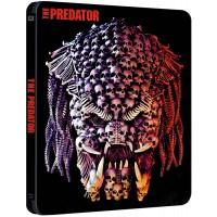 Хищник [2018] Steelbook (Blu-ray)