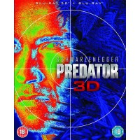 Хищник 3D Лимитированное издание [импорт] (3D Blu-ray + 2D)