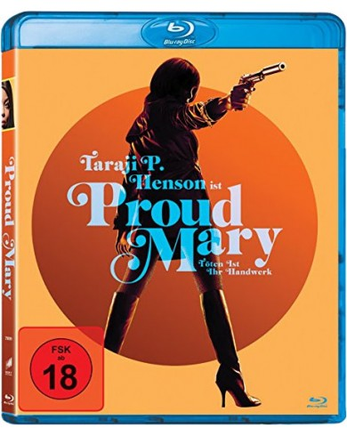 Гордая Мэри [импорт] (Blu-ray)