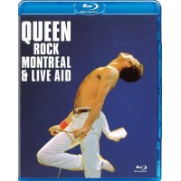 Queen Rocks Montreal & Live Aid (Blu-ray)