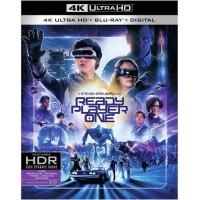 Первому игроку приготовиться (4K Ultra HD Blu-ray)