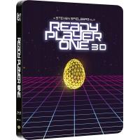 Первому игроку приготовиться Steelbook  (3D Blu-ray + Blu-ray)