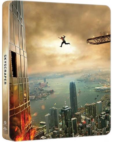 Небоскрёб Steelbook (Blu-ray)