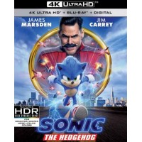 Соник в кино (4K Ultra HD Blu-ray)