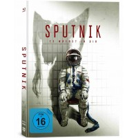 Спутник (Blu-ray +DVD) Limited Collector's Edition in Mediabook