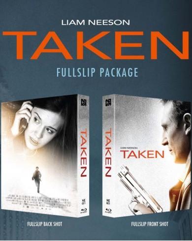 Заложница Steelbook (Blu-ray) FULL SLIP