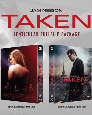 Заложница Steelbook (Blu-ray) LENTICULAR FULL SLIP